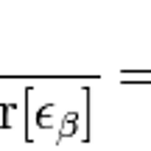 Reverse attenuation coefficients
