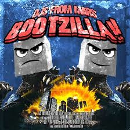 Djs from Mars Tribute Mix - BOOTZILLA! #01