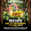 Jamrock x Afrodance Mixtape by Fully Focus - 21/12 @ The Sand, A'dam