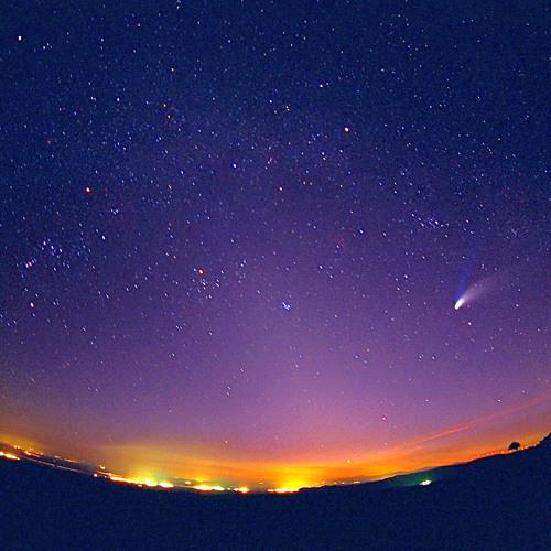 Magellanic Cloud (Instrumental)