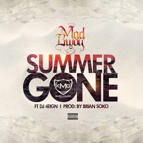 Summer Gone Feature  DJ 4eign(Prod By Brian Soko)
