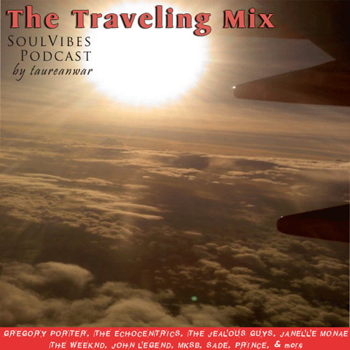 SoulVibe(s) - The Traveling Mix