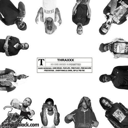 Mac Dre - Cant Help Myself ( Thraxxx )