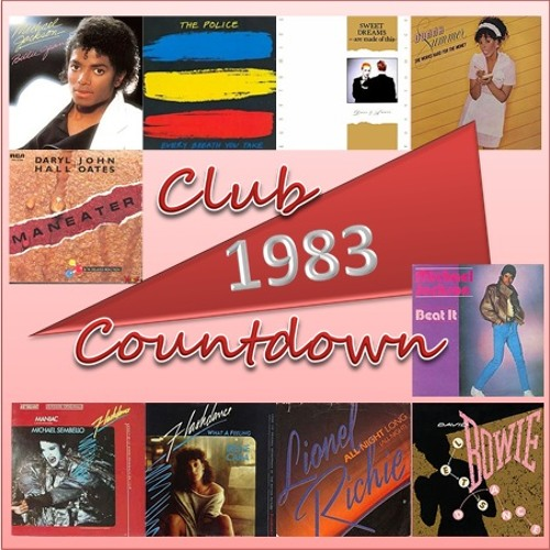 Club Countdown Top 25 of 1983