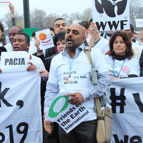Radiobeitrag: Klimagerechtigkeit 2013/11/23