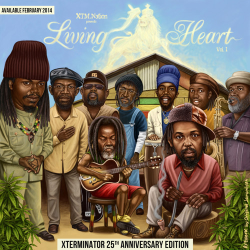 Beres Hammond - Do It Now [XTM.Nation presents Living Heart 2014]