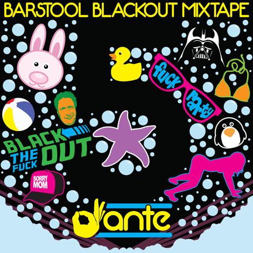 Barstool Blackout Vol. 5 by Dante