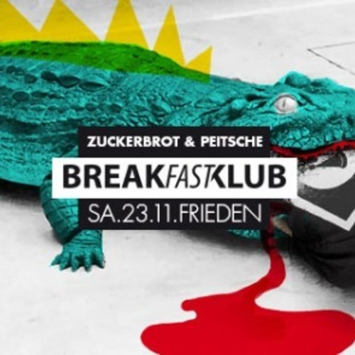 Breakfastklub @ Theater Des Friedens (Rostock) 23.11.2013