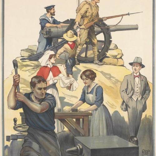 Patriotism and Profit in World War One