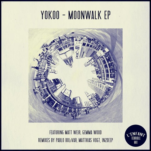 YokoO Feat. Gemma Wood - Snowflakes On My Eyelashes (L'Enfant Terrible Records)