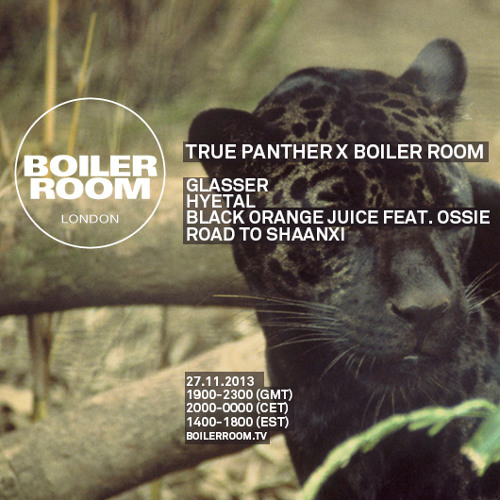 Ossie Boiler Room mix