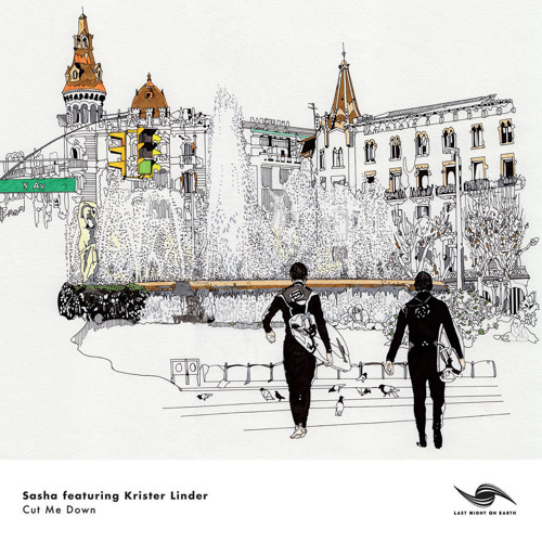 Sasha - Cut Me Down (Nicolas Rada 2013 Remix)