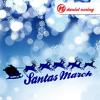 Santas March - Weihnachtliche Musik für Werbung, Videos & Apps - winterlich, gemafrei