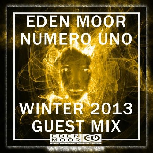 Eden Moor - Numero Uno - CD 75 (Guest Mix)(Free Download)