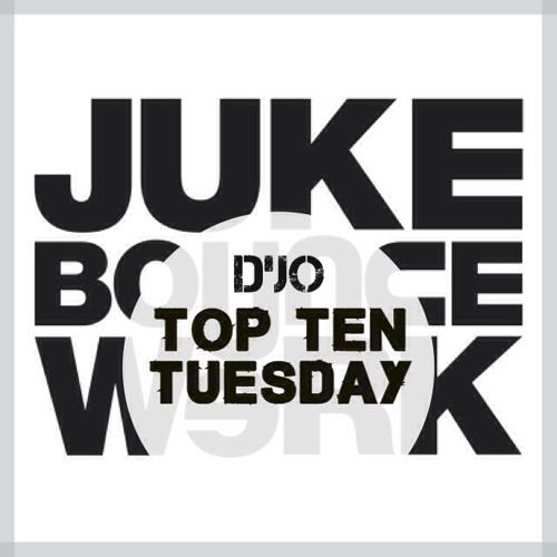 JBW Top Ten Tuesday Week #7 feat. D'Jo
