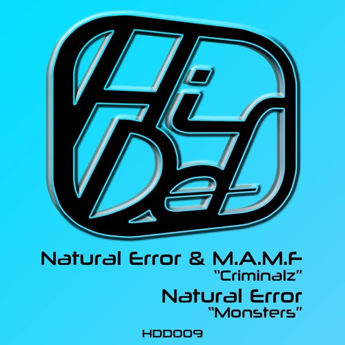 Natural Error and M.A.M.F - Criminalz (Out Now)