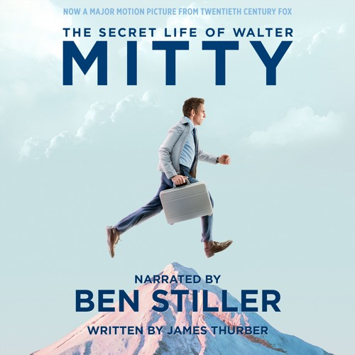 The Secret Life of Walter Mitty by James Thurber, Narrated by Ben Stiller