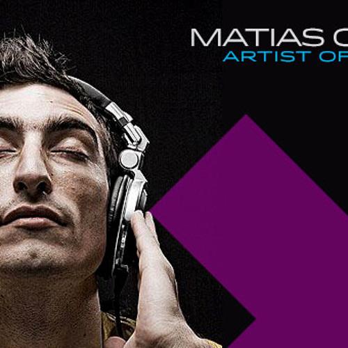 Artist Of The Week - Matias Chilano @Frisky Radio - Oct2013