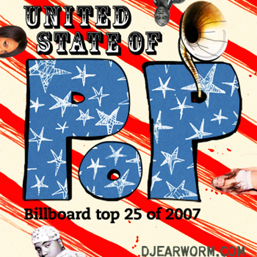 DJ Earworm - United state of pop (2007)