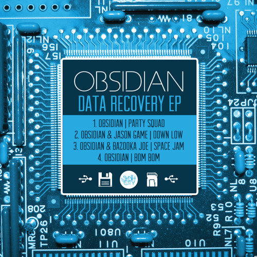 Obsidian - Data Recovery EP