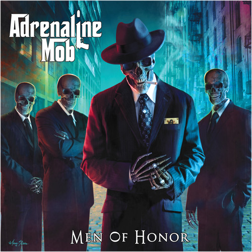 ADRENALINE MOB - Mob Is Back