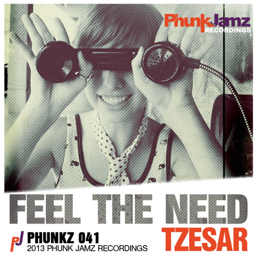 TZESAR - Feel the Need (Original Mix)