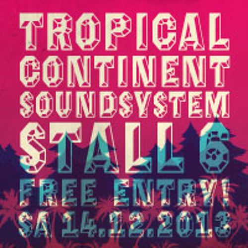 """JSTAR (London, UK) is putting some """"Bang in your Bongo"""" vocals for TROPICAL CONTINENT (Zurich, CH)"""