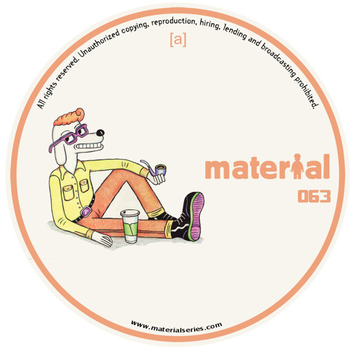 Sidney Charles - About Jack (Sonny Wharton Remix) [Material]