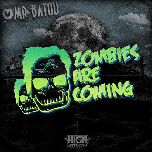 Mr Batou - Zombies Are Coming [CLIP] [Out NOW]