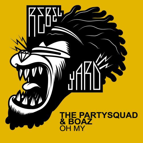 The Partysquad & Boaz van de Beatz - Oh My (Filthy Disco Remix)