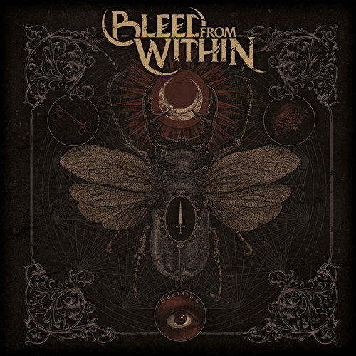BLEED FROM WITHIN - It Lives In Me