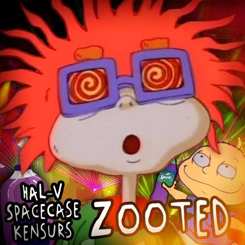 Zooted Ft. Kensurs (Original Mix) - FREE DL