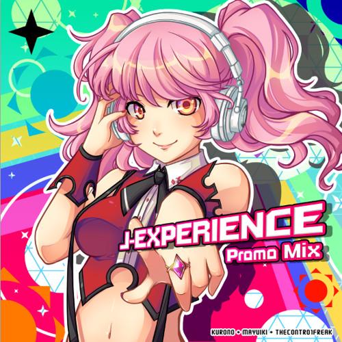 DJ Kurono - J-EXPERIENCE Promo Mix (CD)