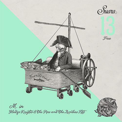 [Suara Free 013] Gladys Knights & The Pips - Neither One Of Us (M.in Edit)