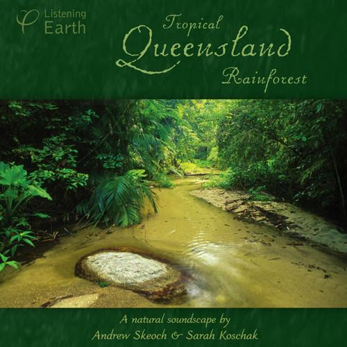 'Tropical Queensland Rainforest' - album sample