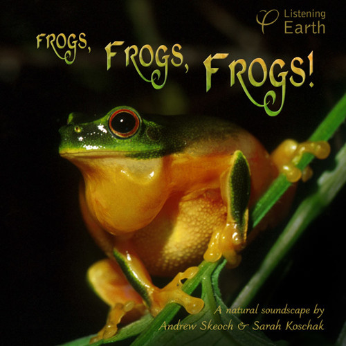 'Frogs, Frogs, Frogs!' - album sample
