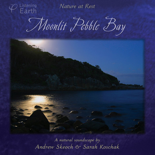 'Moonlit Pebble Bay' - album sample