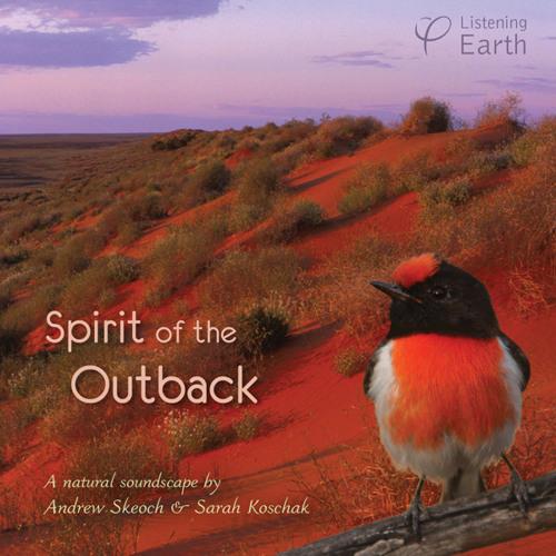 'Spirit of the Outback'- album sample