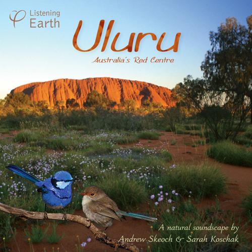 'The Experience of Uluru'- album sample