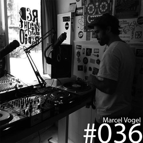 deathmetaldiscoclub #036 - Marcel Vogel