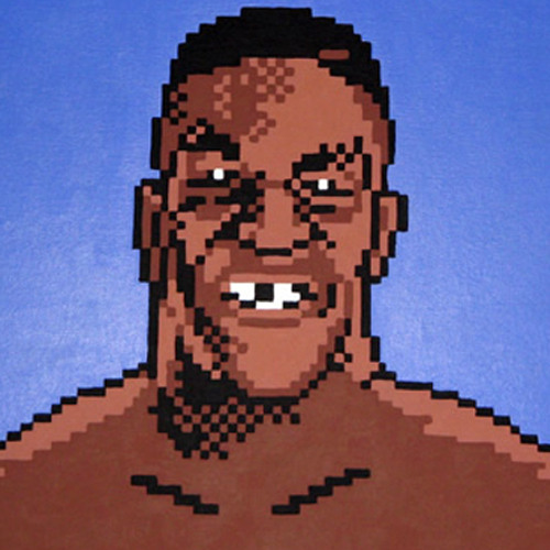Punch Out (8bit)with some guitar shiz