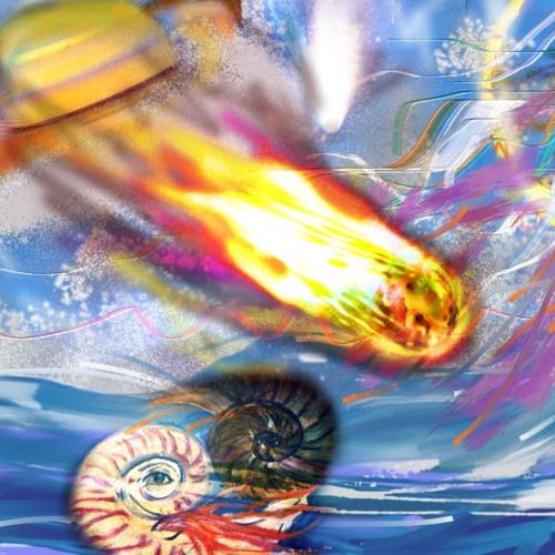 I Only Surf On Comets