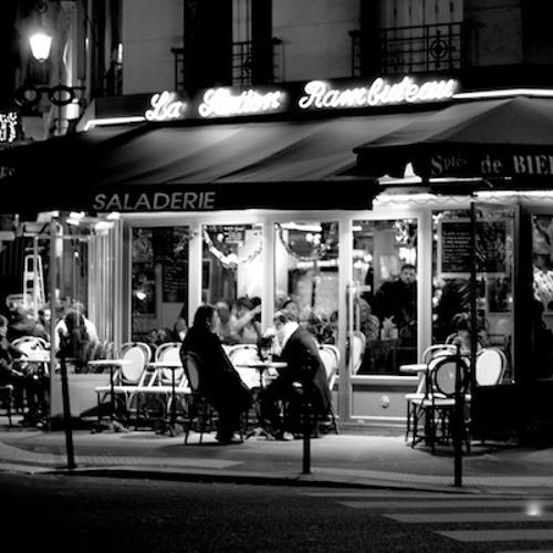 Aaron Bergman - A Quiet Evening