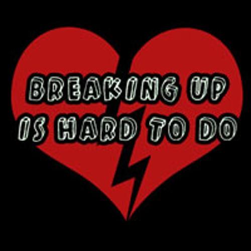 Breakin' Up Is Hard To Do - Slow Version Demo by John Kaye