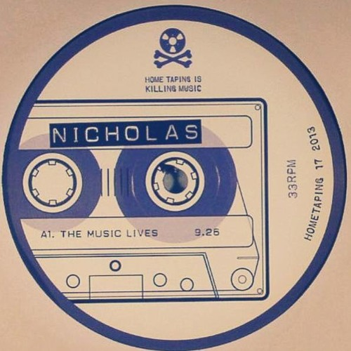 Nicholas - The Music Lives BONUS BEATS 1 & 2