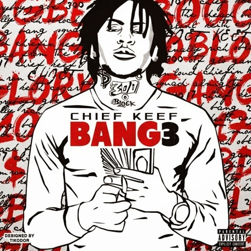 Gucci Mane Ft Chief Keef - 4 Numbers x 6 Letters (1017 x Glo Gang) #Bang3