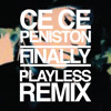 Ce Ce Peniston - Finally (Playless Remix) Portada del disco