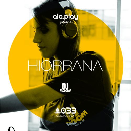#033 @ Hiorrana (BRA) - DJ Room sessions -