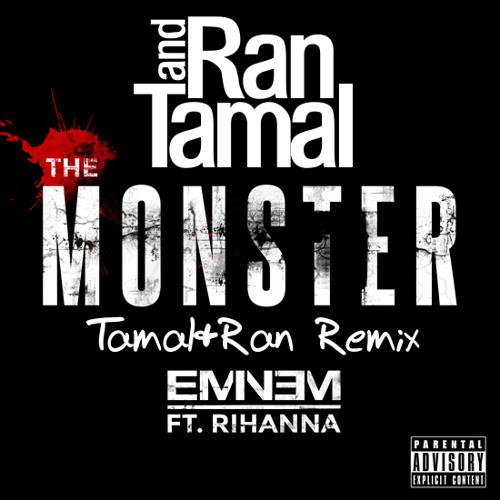 Eminem ft. Rihanna - The Monster (Tamal&Ran Remix)