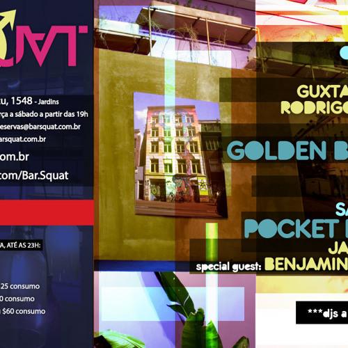 Minoru djset @ Golgen Boogie *Squat Bar [17.08.12]